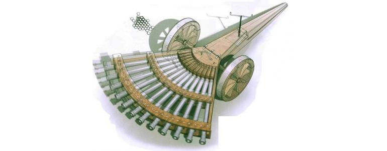 Los Mejores Inventos De Leonardo Da Vinci